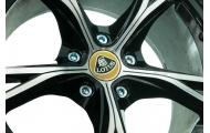 16 x Silver Star Spline Original Wheel Bolts Image