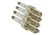 4 x NGK Spark Plugs 2ZR Elise A120E0157F Image