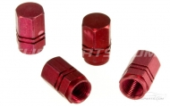 Aluminium Tyre Caps Image
