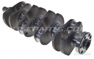 Billet Steel EN40B Nitrided Crankshaft Image
