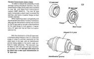 CV Boots Original Equipment Image