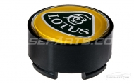 Extended Lotus Wheel Badge A120G0045F Image