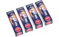 4 x VX220 & Speedster Turbo Iridium Spark Plugs BKR7EIX Image