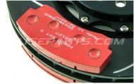 Pagid RST3 4 Pot Brake Pads Image