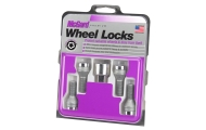 S2 / S3 Silver Locking Wheel Bolts Image