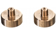 2 x Steering Rack Phosphor Bronze Cups Image