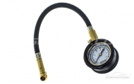 Tyre Pressure Gauge With Flexible Hose Image