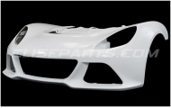 V6 Exige Front Clamshell Image