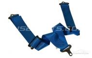 Willans Club A4 Non-FIA Blue Harness Image