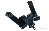 Willans Silverstone A2 FIA Black Harness Image