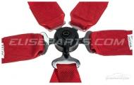 Willans Silverstone A2 FIA Red Harness Image