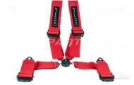 Willans Silverstone A4 FIA Red Harness Image
