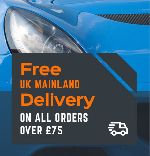 Call to Action - Free UK Mainland Delivery